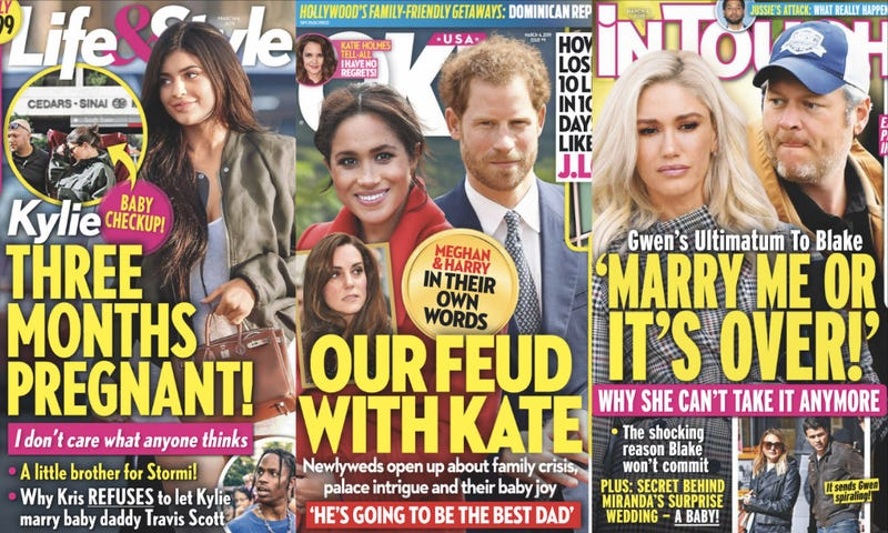 Illustration for article titled This Week In Tabloids: Is Meghan Markle a Class Traitor?
