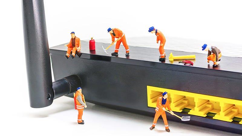 Illustration for article titled Aprobado el nuevo estándar de velocidad: hasta 5gbps sobre cable ethernet convencional