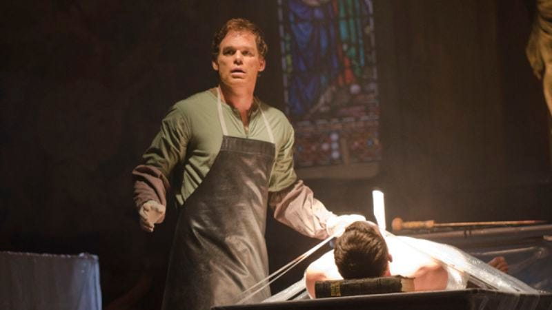 Illustration for article titled Dexter starts to put together its final season, unless it's still not its final season