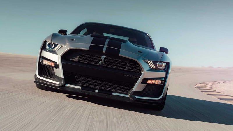 Illustration for article titled El nuevo Mustang Shelby GT500 de 2020 es el vehículo de calle más potente que ha hecho Ford