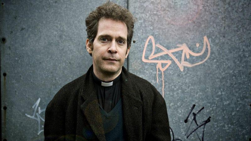 The co-creators of British series Rev  discuss the show's