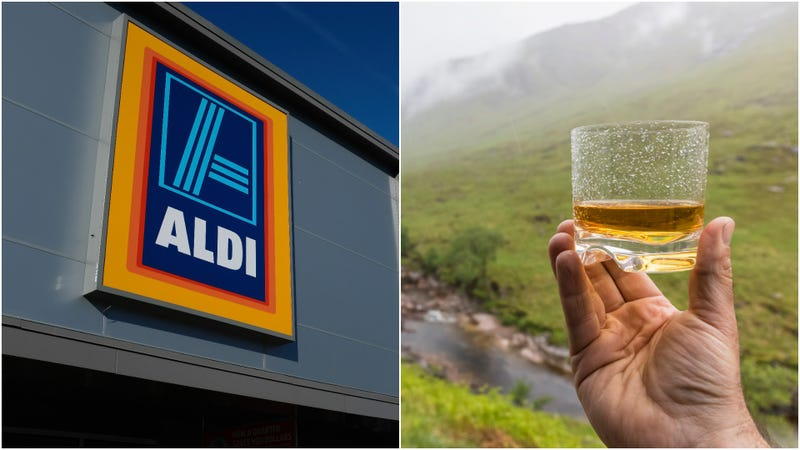 Illustration for article titled Good news/bad news: Aldi has world-class whiskey that costs under $20—you probably can't buy it