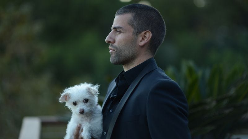 Oscar Isaac plays a serial killer in the bizarre, masturbatory Mojave