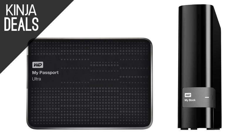 Illustration for article titled Dell Just Unleashed Two of the Best External Storage Deals We've Seen
