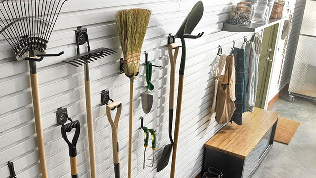 How To Store And Organise Your Garden Tools So They Re