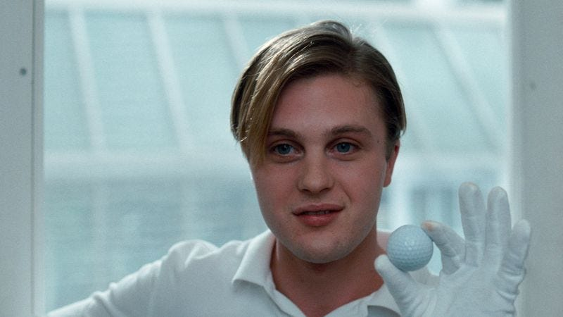 the funny games remake is identical to�and as disturbing