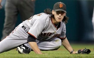 Illustration for article titled Tim Lincecum's Haircut Is Now Self-Aware
