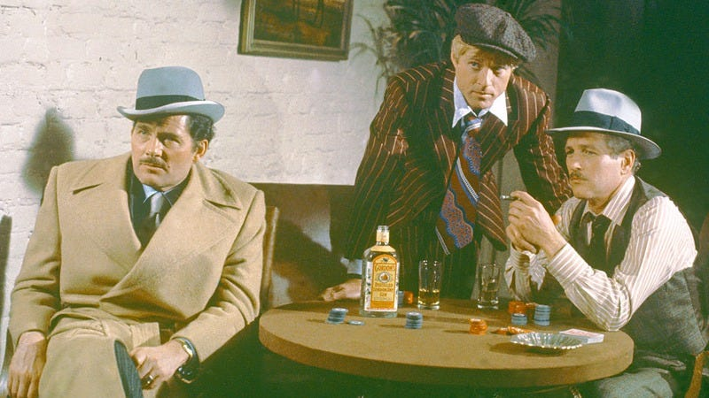 The 1973 film The Sting. (Photo: Silver Screen Collection/Getty Images)
