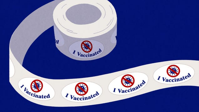 How Will You Know If Your Neighbors Have Gotten the Vaccine?