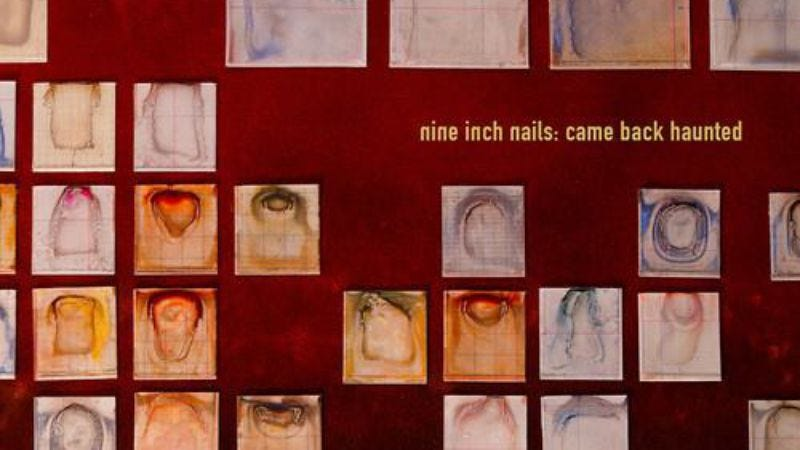 Illustration for article titled Nine Inch Nails announces new record, debuts new single, reveals huge North American tour