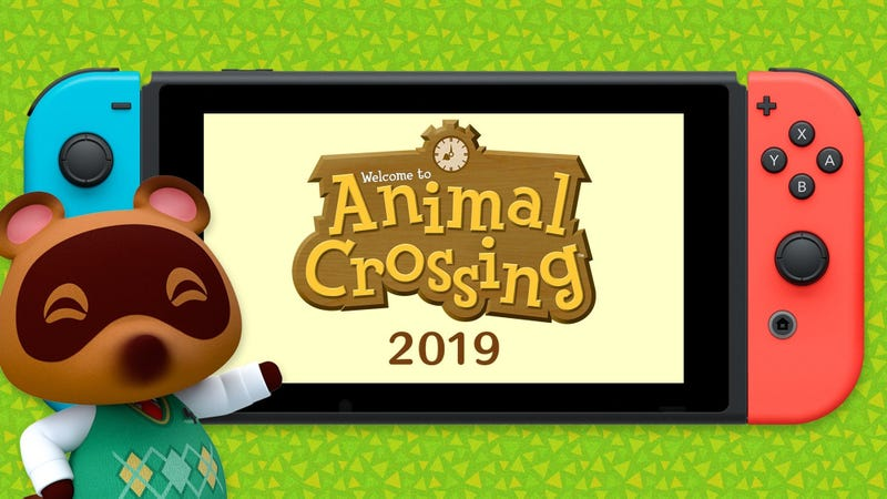 Illustration for article titled Bad News, Gamers: Nintendo Revealed That In The Next'Animal Crossing'Your Character Can't Find Work And Stays Home Playing'Animal Crossing'During Their Unemployment