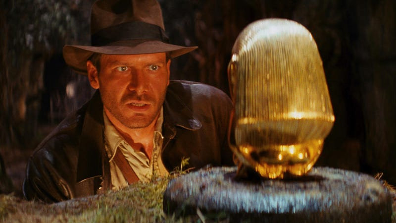 Illustration for article titled Watch the Original Raiders of the Lost Ark Trailer Side-By-Side With Its Fan-Made Remake
