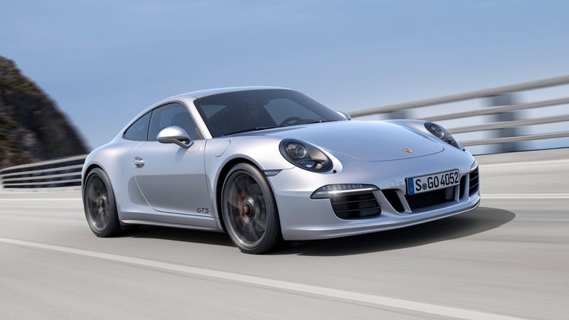 Why The Porsche 911 Gts Is More Than The Sum Of Its Parts
