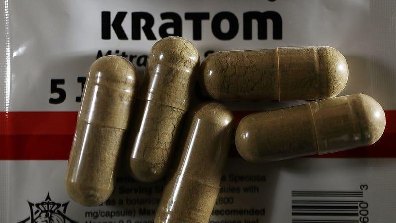 DEA recommends Schedule 1 for kratom