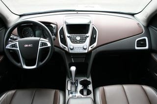 Illustration for article titled 2010 GMC Terrain Interior