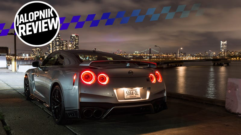 The 2018 Nissan Gt R Is More Godzilla Than Ever Ancient But Unstoppable