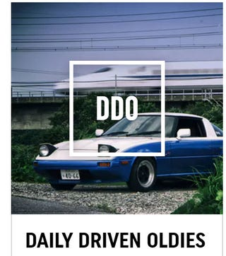 """Illustration for article titled So, I just created my """"DriveTribe""""... AMA."""