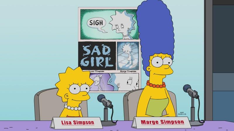 Lisa marge