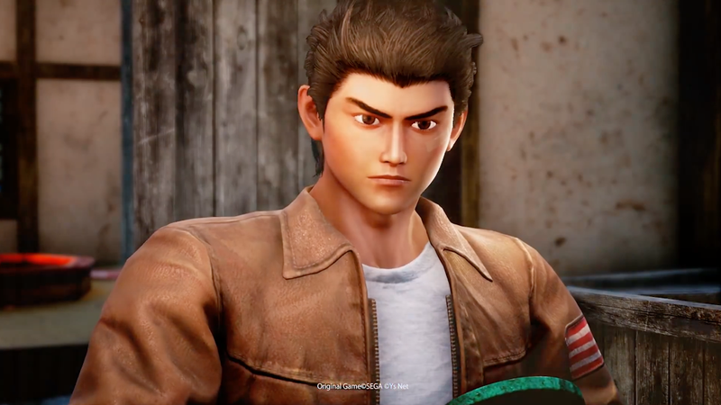 Illustration for article titled Actually, The Shenmue III Trailer Is Fine
