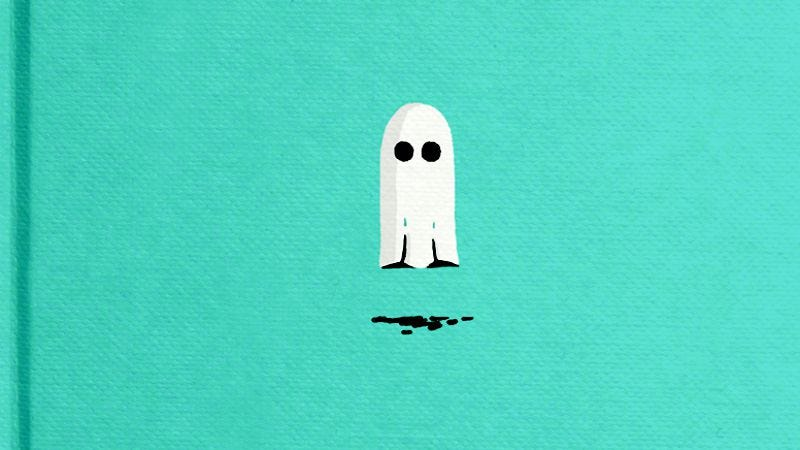 Illustration for article titled Here are some Wes Anderson characters as awesome ghosts