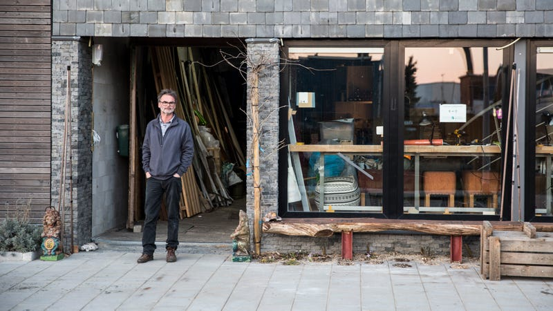 The Man Who Built His House Out Of Stuff He Bought On EBay
