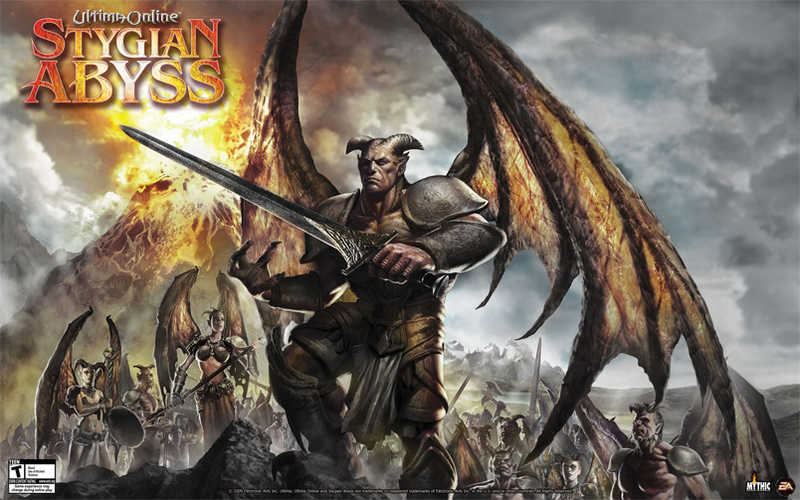 Illustration for article titled Ultima Online Enters The Stygian Abyss