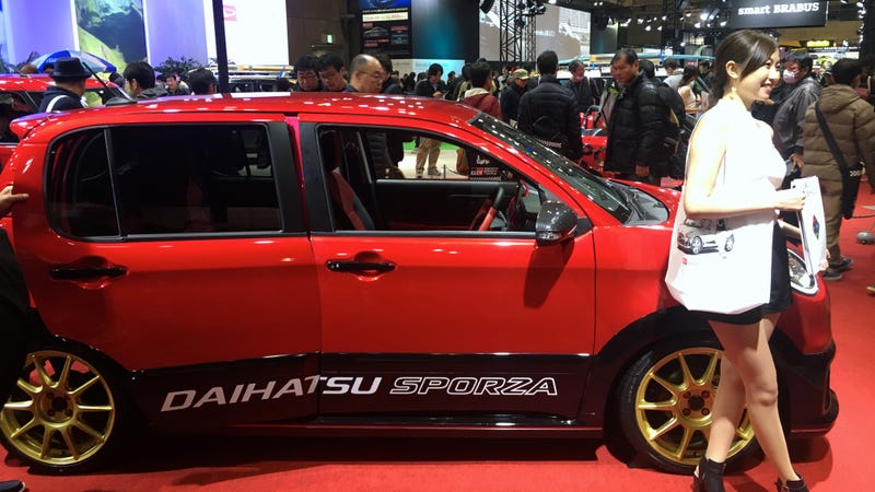 Illustration for article titled The Daihatsu Sporza Revival Line Is The Right Way To Make A 'Car For Women'