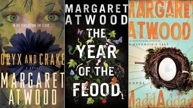 Monday Movie Magic: MaddAddam Trilogy by Margaret Atwood - Lovely ...