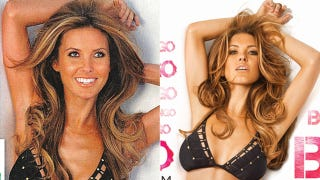 Illustration for article titled Audrina Photoshopped To Look Less Bony