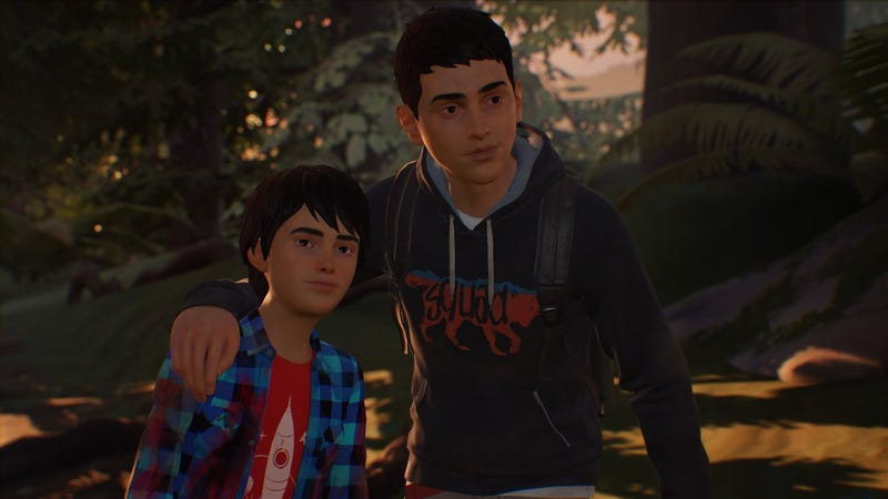 Illustration for article titled Life Is Strange 2's Reveal Trailer Has Me Intrigued - And Worried