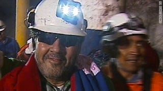 Illustration for article titled Mission Accomplished Chile: All 33 Miners Have Been Rescued