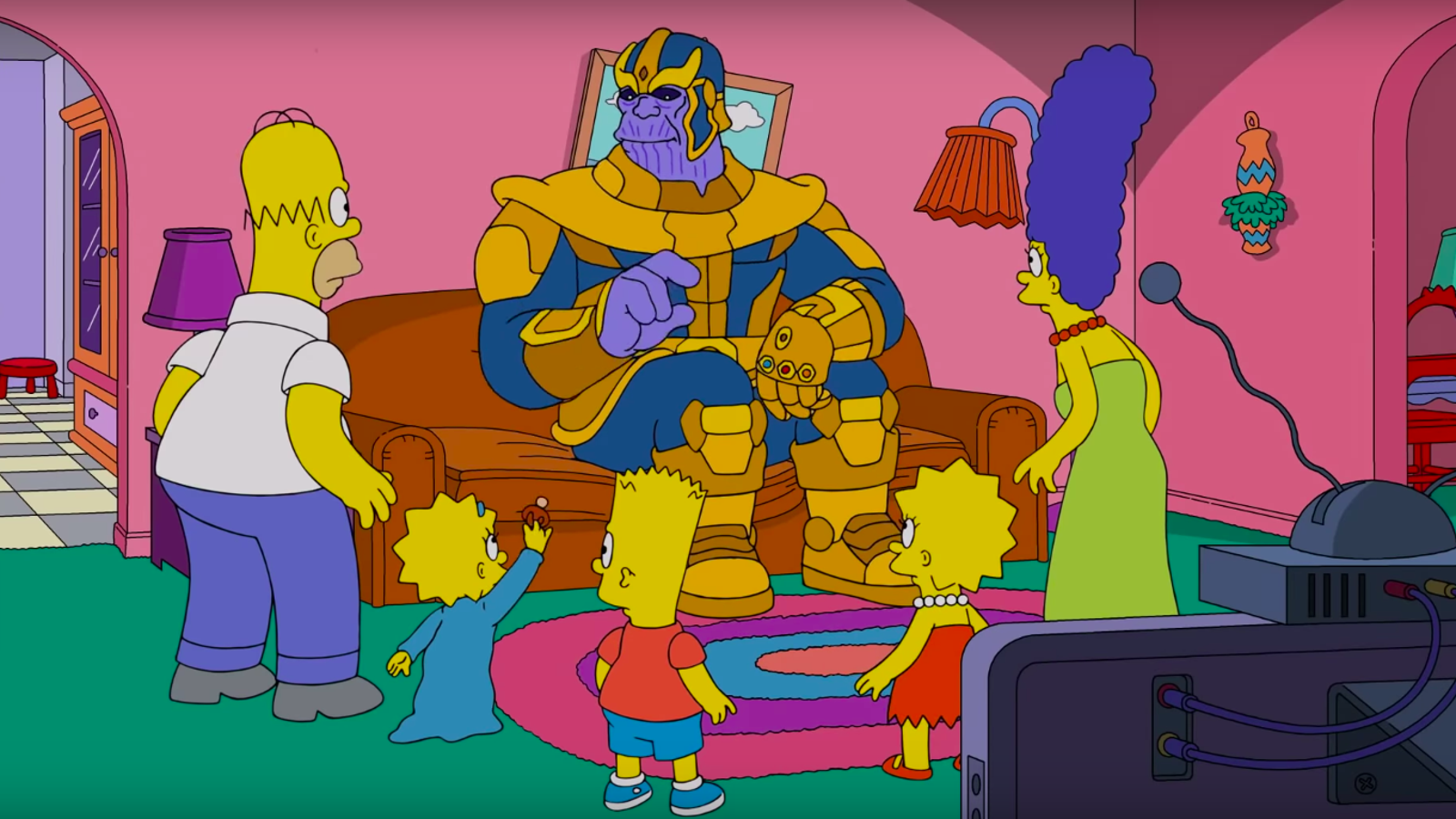 Here are all the famous people doing voices on The Simpsons and Bob's Burgers next season