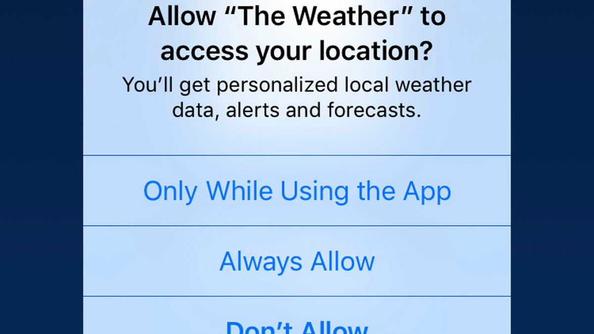 Lawsuit Accuses Weather Channel App of Misleading Users and