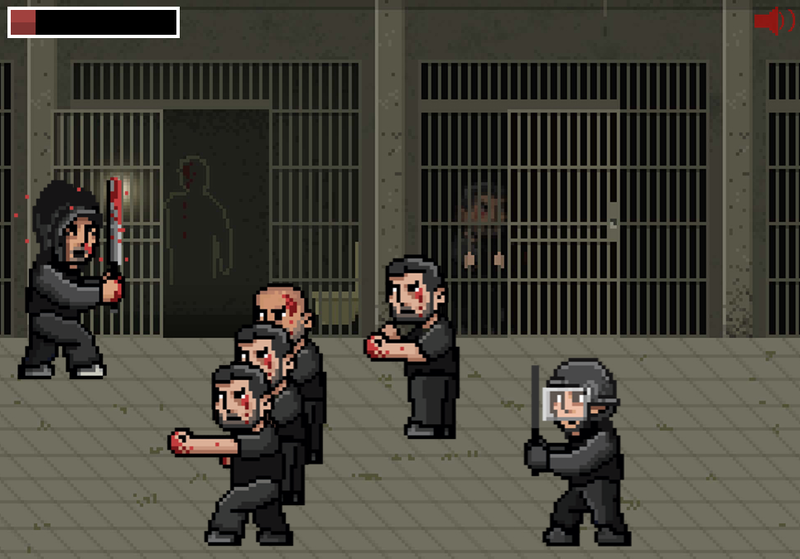 Illustration for article titled Play A Retro-Style Game Based On The Raid 2