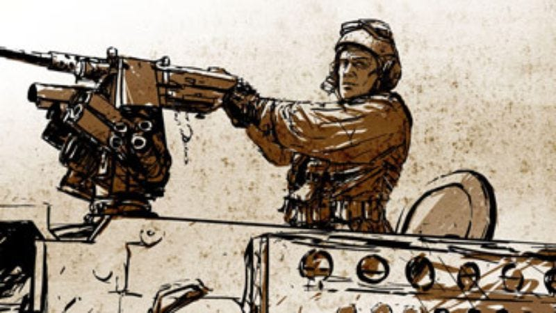 Illustration for article titled Operation Homecoming