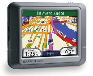Illustration for article titled Garmin Nuvi 260 Brings Crazy Talkin' to 'Budget' GPS
