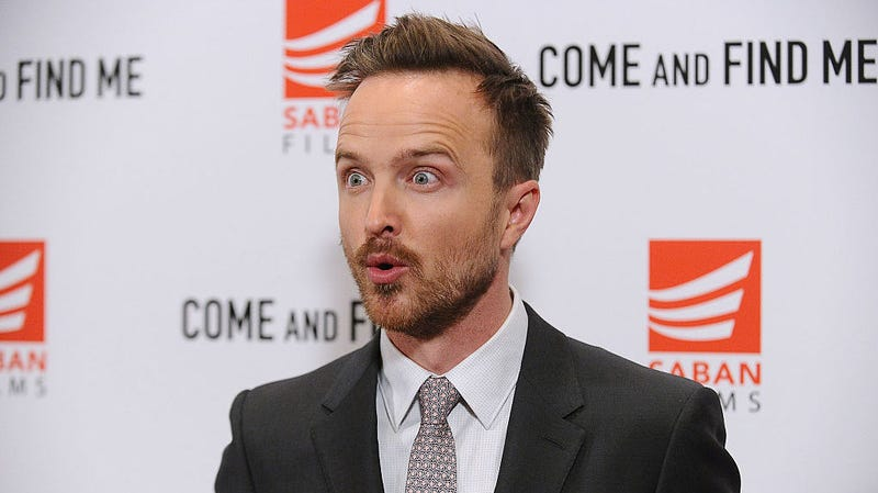 Illustration for article titled It's 3 p.m., let's watch Aaron Paul go nuts on The Price Is Right
