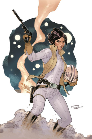 Illustration for article titled A review of Marvel's new Star Wars Comics