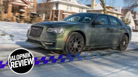 Canada Needs To Unload Hundreds Of Nearly New Chrysler 300s And