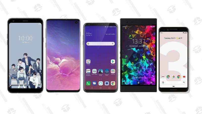 Prime Day Smartphone Sale | Amazon