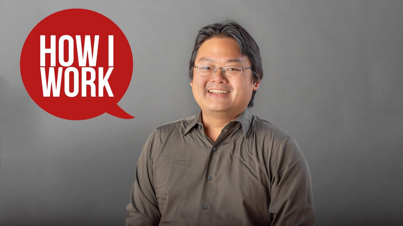 QnA VBage I'm Behavioral Economist Benjamin Ho, and This Is How I Work