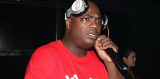 New York City DJ Mister Cee (Johnny Nunez/Getty Images)