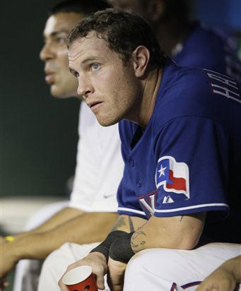 Illustration for article titled Josh Hamilton Is More Human Than Human (And Us)