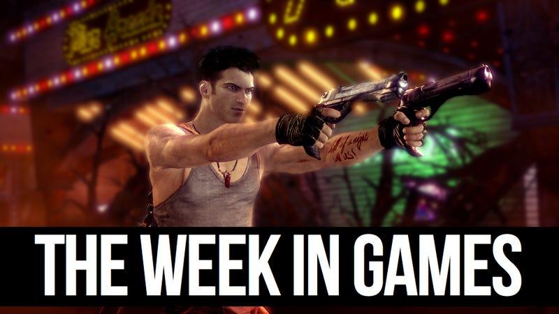 Illustration for article titled The Week in Games: Speak of the Devil
