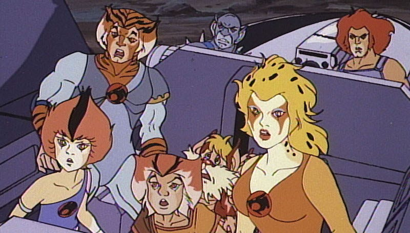 Illustration for article titled All 31 ThunderCats (and Their Foes), Ranked