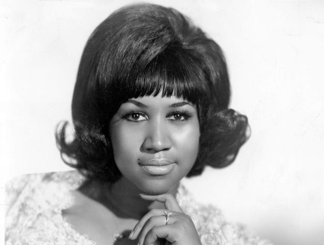 White House Honors Aretha Franklin By Not Releasing Official Statement On Her Death