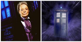 Illustration for article titled Here's your casting list for a female Doctor in Doctor Who