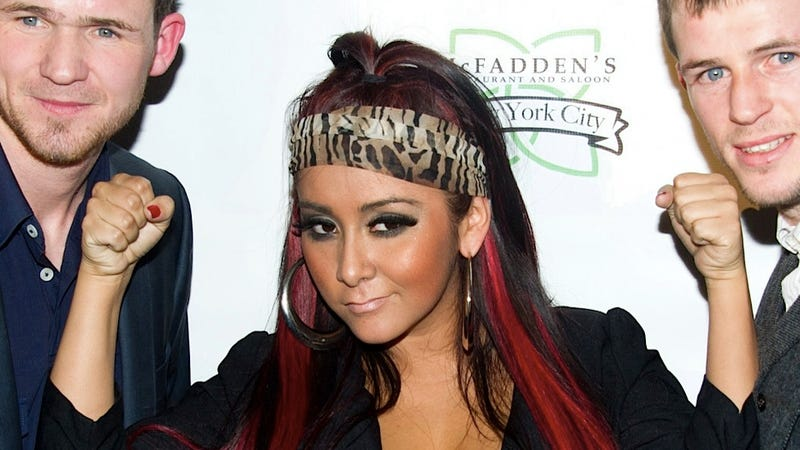 Illustration for article titled Snooki Has Given Birth to a Future President of the United States, Probably