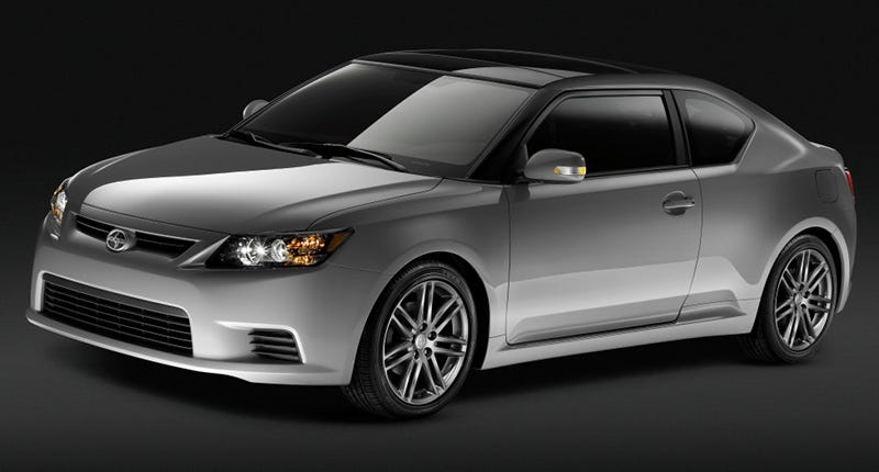 "Illustration for article titled 2011 Scion tC: The GT-R's ""Mini Me"""