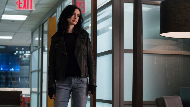 Krysten Ritter in Marvel's Jessica Jones